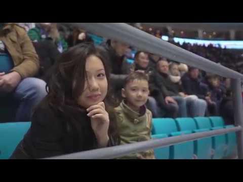 Вокруг матча. Барыс - Металлург 03.12.2017
