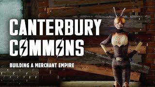 The Merchants of Canterbury Commons: Superhuman Gambit Part 1
