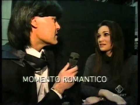 Tony Randine da Iena intervista Manuela Arcuri