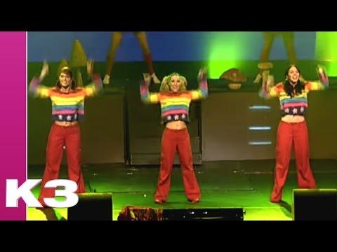 K3 - Frans Liedje (K3 In Wonderland)