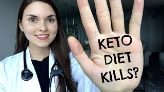 DOES THE KETO DIET KILL? Doctor Reviews Low Carb Diets and Mortality