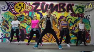 Beto Perez - Expresse Yourself Chugether | Sol - Professora de Zumba®
