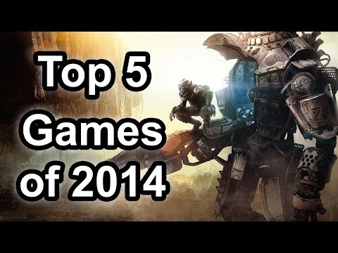 Top 5 - Hottest upcoming games of 2014