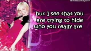 V. Rose - Girl what u lookin' at?! (Lyrics On Screen Video HD) New Pop/ R&B AUGUST 2011