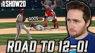 I PLAYED THE BIGGEST TROLL...MLB THE SHOW 20 BATTLE ROYALE