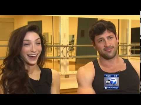 Maks and Meryl - Week 8 abc7 Chicago Interview (Part 1)
