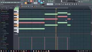 How To Make Deep House | FL Studio 12 Tutorial | Free FLP + Samples