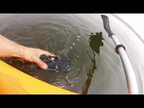 altec lansing mini life jacket water test