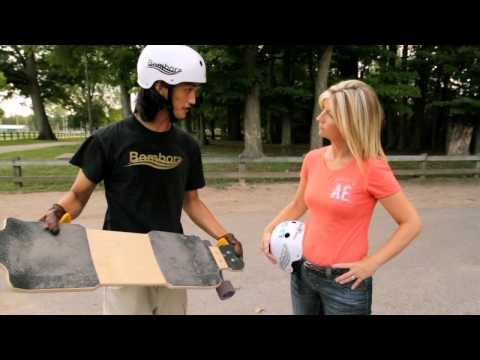 Longboarding informational video for your parents