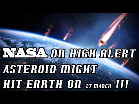 NASA on High Alert, YB35 Asteroid might hit Earth on 27-March-2015