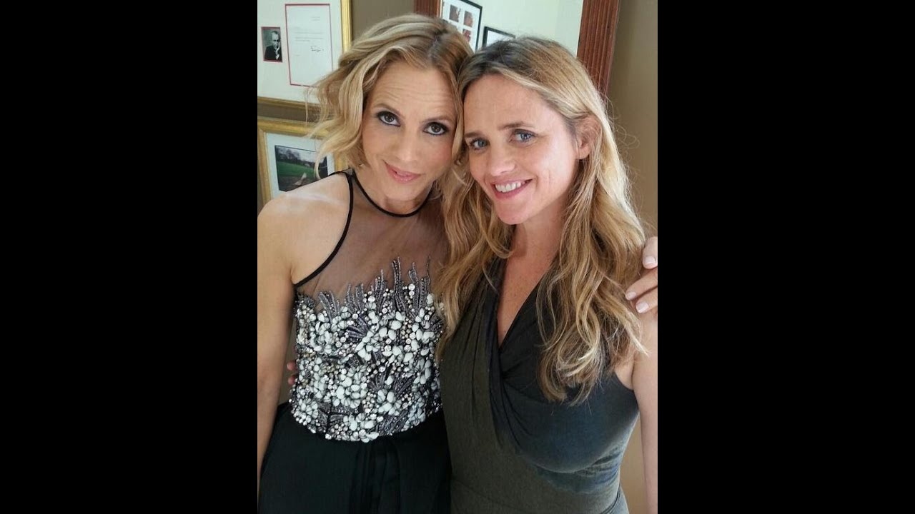 Maria Bello clare partner