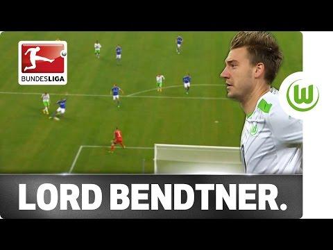 A First Bundesliga Goal for Lord Bendtner