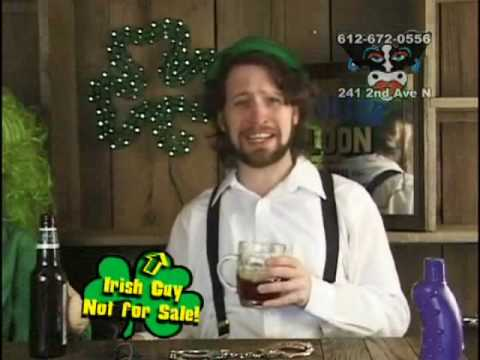 Sexworld Of Minneapolis St. Patty's Comercial video