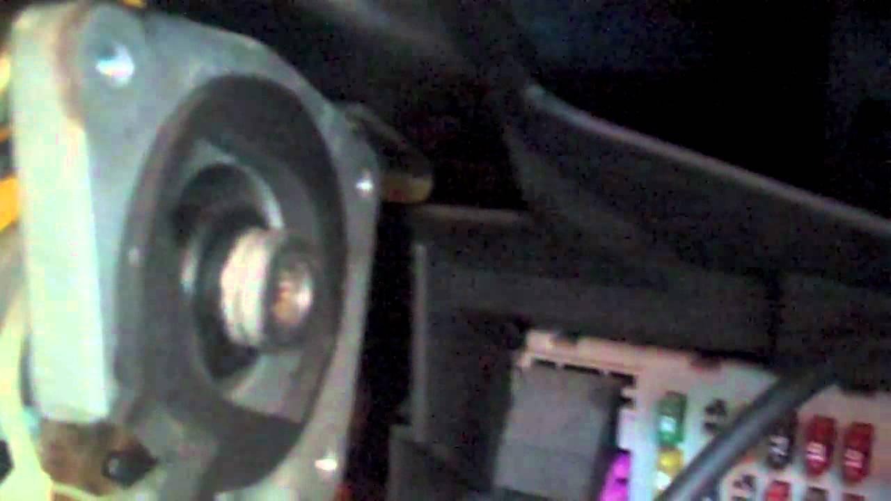 Fiat Punto Power Assist Steering Repair Youtube