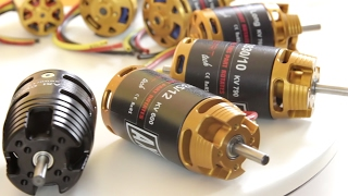 A Closer Look: Axi Cyclone, Long, and Sailplane Brushless Motors