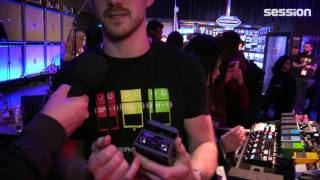 NAMM 2017: Boss DS-1 Distortion 40th Anniversary Edition & EV-30 Expression Pedal