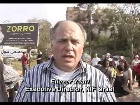 New Israel Fund Solidarity March In Umm Al Fahm Youtube