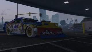 Grand Theft Auto V Arena War Update Wheelies