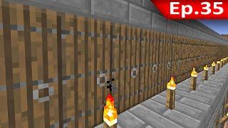 Tackle⁴⁸²⁶  Minecraft (1.8.9) #35 - สร้างหมู่บ้าน NPC