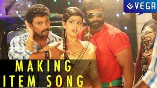 Making Of Kanna Pinna Movie Item Song