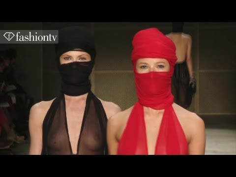 Alexandre Herchcovitch Spring 2013 | FFW Fashion Rio - Brazil Fashion Week | FashionTV