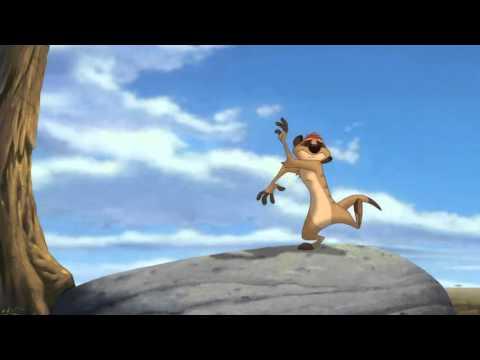 Король Лев 3: Акуна Матата (2004) - Трейлер мультфильма