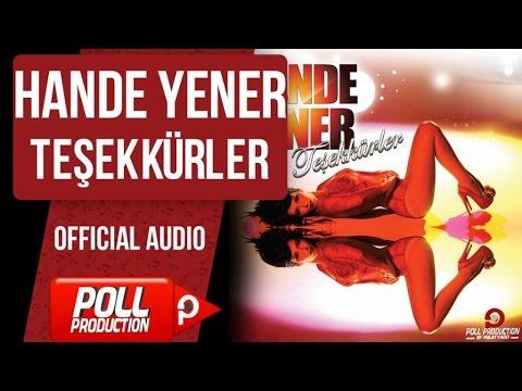 Hande Yener - Teşekkürler - ( Official Audio )