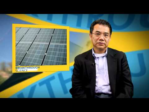 Breakthrough Science: Visibly Transparent Polymer Solar Cells Produced by Solution Processing