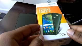 Alcatel POP 4S!! New Device!!
