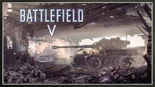 The Last Tiger - Battlefield V