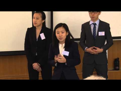 HSBC Asia Pacific Business Case Competition 2013 - Round1 B2 - HKUST