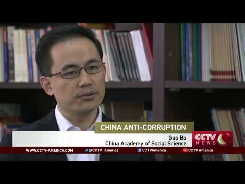 Chinese government launches anti-corruption mobile app
