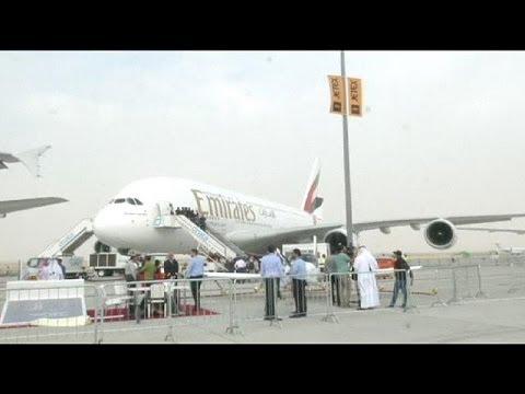 Kilőttek a repülőgép eladások a Dubai Airshow-n - economy