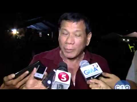 Mayor Duterte's Reaction On Ramon Bautista's Hipon Issue video