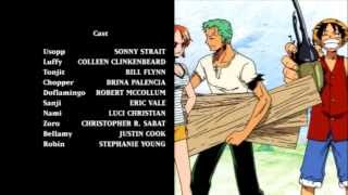 One Piece Ending 15 - US Toonami Version
