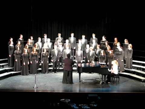 2009-05-21 10 NHSS Spring Concert - Concert Choir - I Am Not Yours