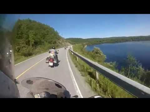 Moscow - Nordkapp on motorcycles, July 2014