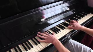 Ludovico Einaudi - Nuvole Bianche - I am studying to play