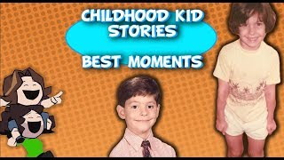 Grump Kids. Childhood Stories | Game Grumps Clip