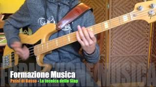 download musica Formazione a - Passi di Basso 4 - La tecnica dello Slap