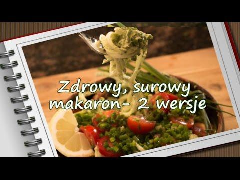 Makaron Z Cukinii - Na Lunch W 2 Wersjach!