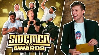 THE SIDEMEN ANNIVERSARY AWARDS 2019