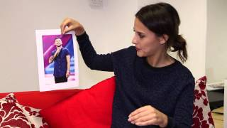 Lucy Watson - Snog Marry Avoid Challenge - Heat Challenge Tuesdays