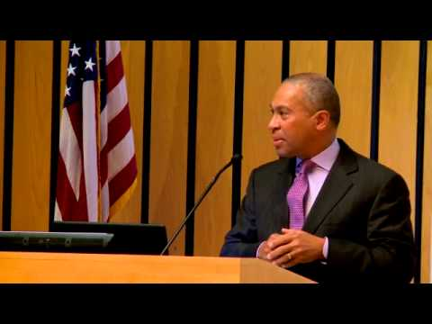 Introductory Comments by Deval Patrick Governor of the Commonwealth