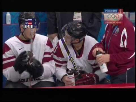 Олимпиада 2010 Россия Латвия