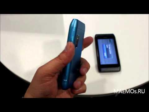 Первое впечатление: Nokia E7, Nokia N8, Nokia C6-01 и Nokia C7