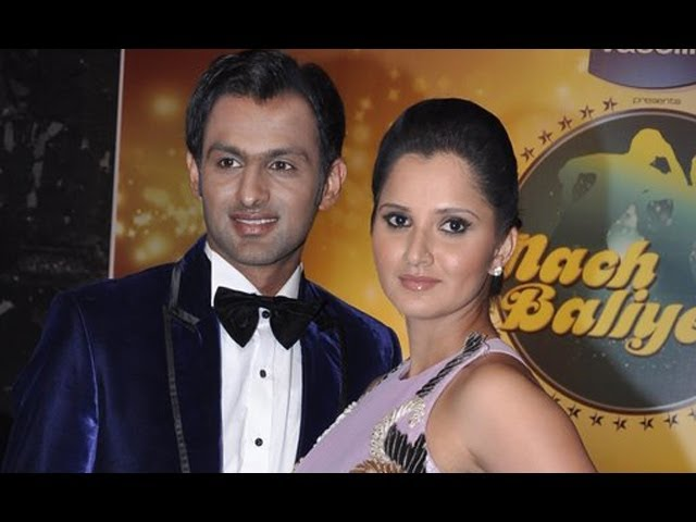 HIGHLIGHT: Sania Mirza, Shoaib Malik To Compete On 'Nach Baliye 5'