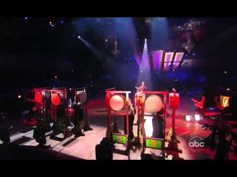 Shakira Did It Again Live Dancing With The Stars