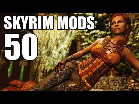 Skyrim Mods: Game of Thrones, Slender, Santa Clause, Puppet King