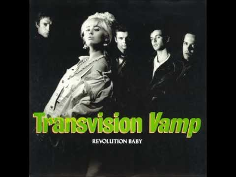 Transvision Vamp - Honey Honey (b-side)